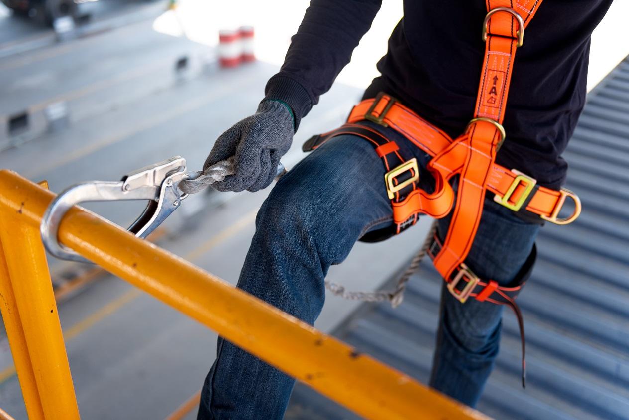 Podesty robocze na budowie